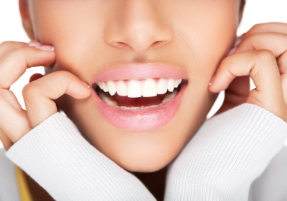 The General Dentistry services of D. Ian Bell, D.D.S. can maintain your healthy smile.